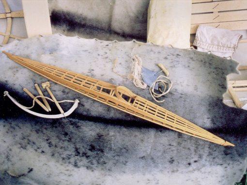 Netsilikmeot Kayak