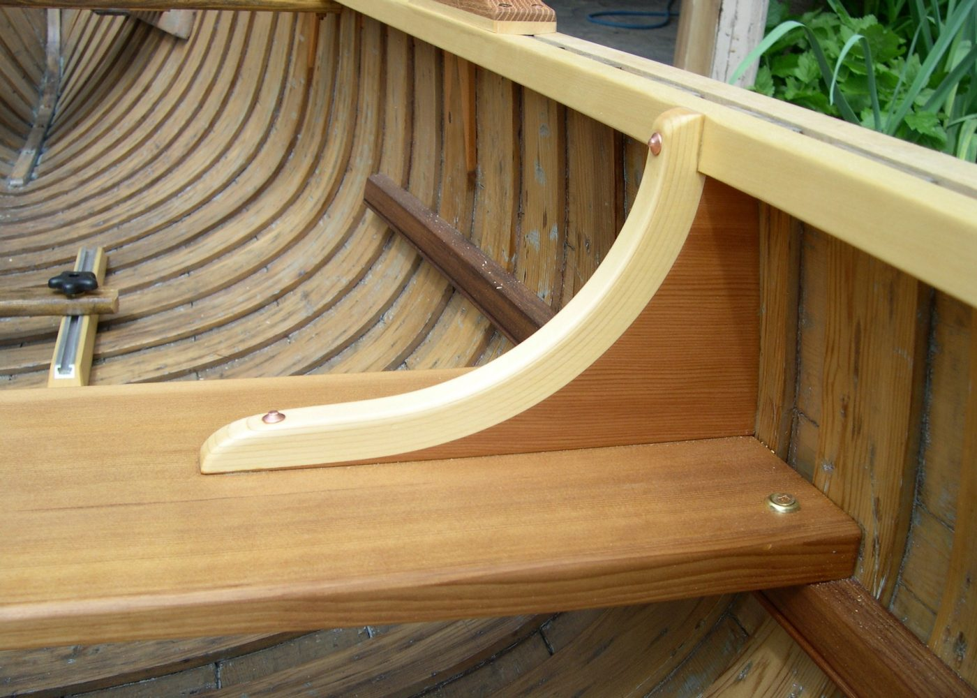 Freighter canoe