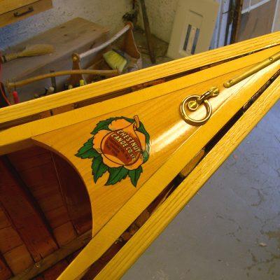 Canoe Restoration