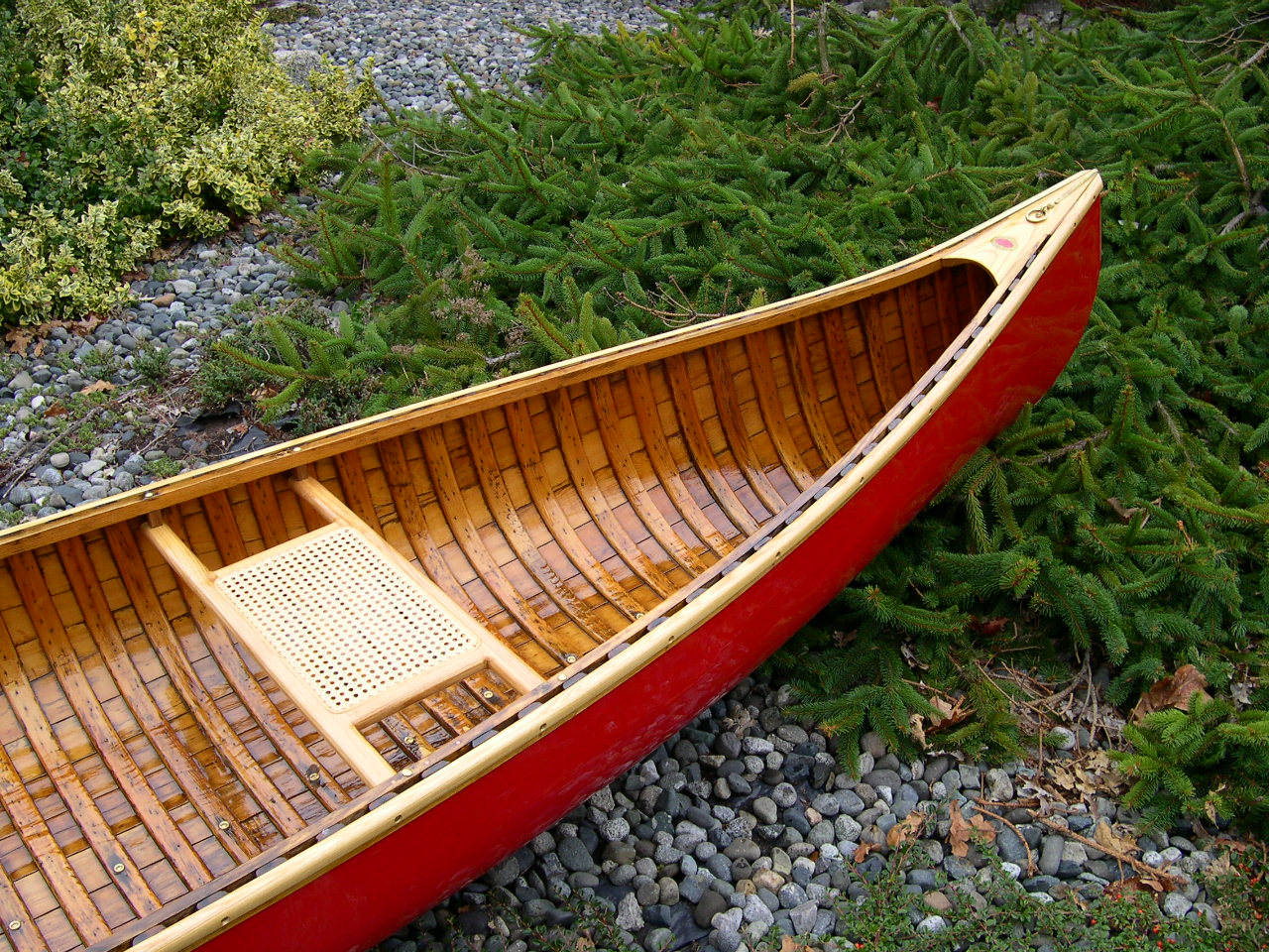 Peterborough canoe