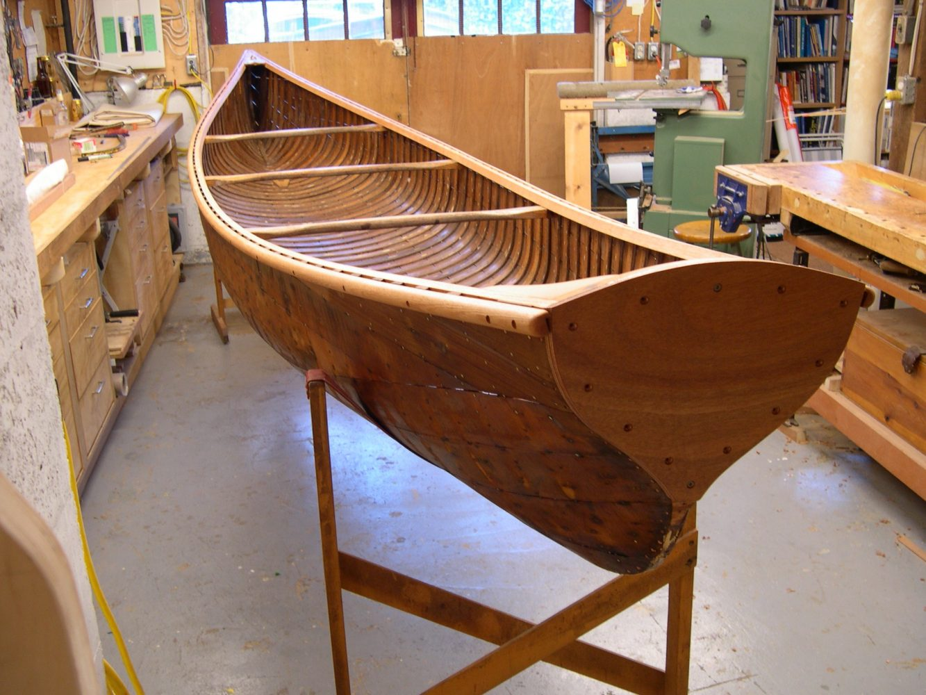 Thompson canoe