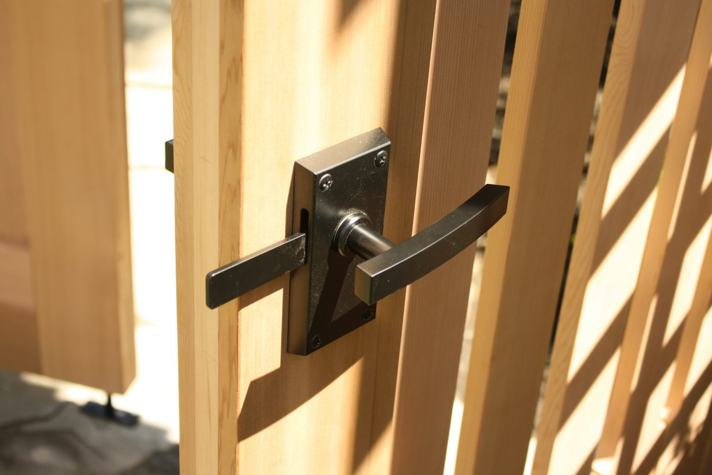 Arbour Gate latch