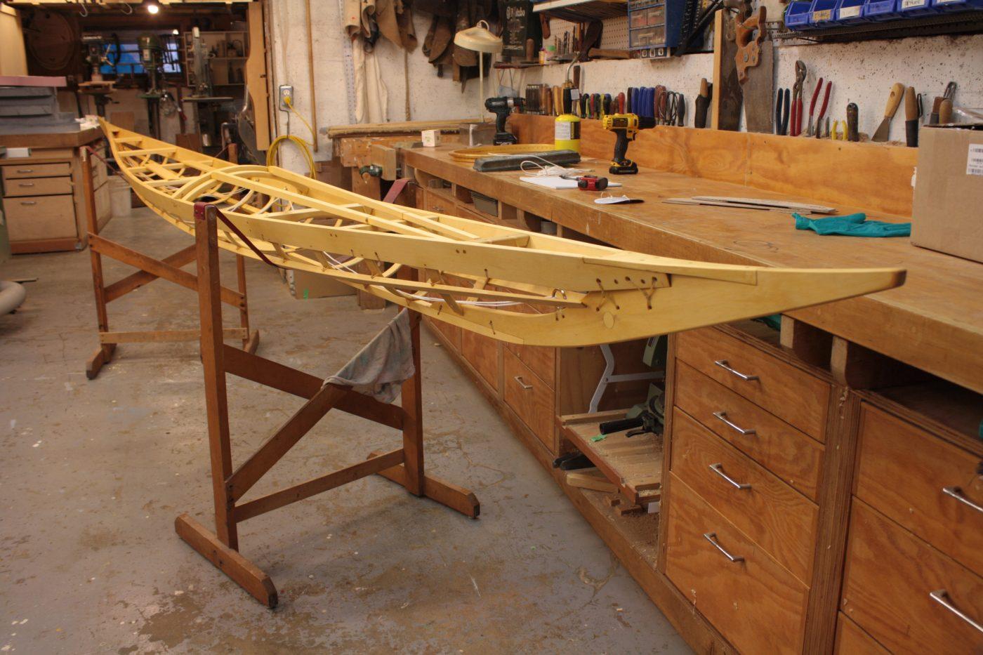 S-o-f Tahe kayak frame