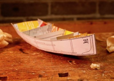 Model Boat Building Part 1
