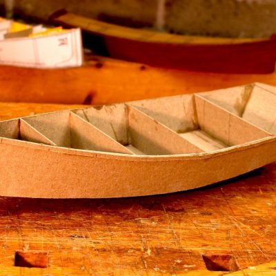 Model Boat Building Part 3