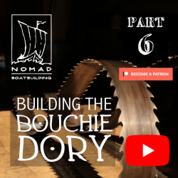 The Bouchie Dory Part 6 – Materials