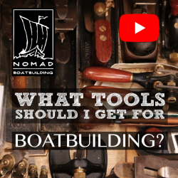 Choosing Tools for Boatbuilding