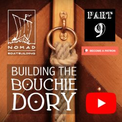 Building the Bouchie Dory Part 9 – The Stem