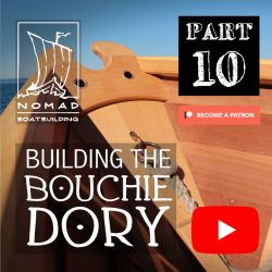 Building the Bouchie Dory Part 10 – The Transom