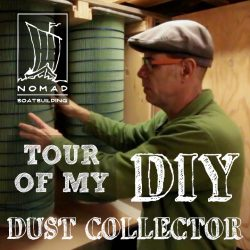 Tour of my dust collection system
